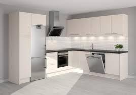 Enklere å montere kjøkken