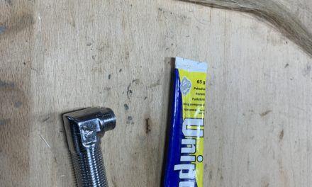 Hvordan hampe en rørgjenge